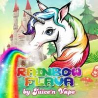 10 ml Rainbow Flava Juice'n Vape