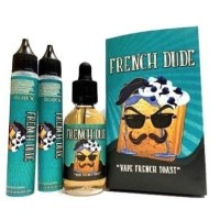 French Dude von Vape Breakfast 50 ML