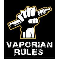 Vaporian Rules 10 ML Premium E-Liquid