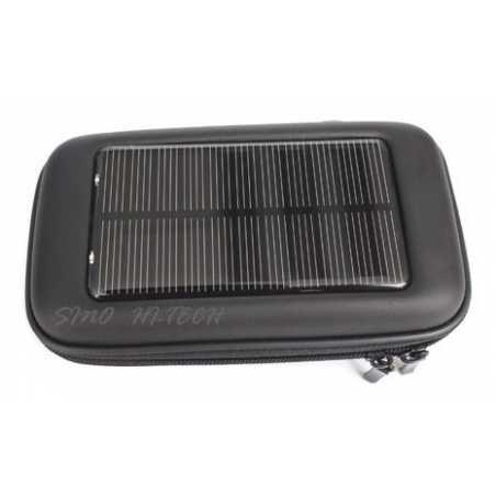 Solar - Zipper EGO Case - Aufladbare Energie