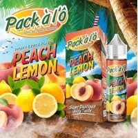 50 ml Peach Lemon - à l'ô Malysia Premium