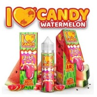 60 ml -I Love Candy Watermelon by Mad Hatter eJuice