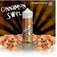 120 ml Cinnamon Swirl by BIG F-IN DEAL