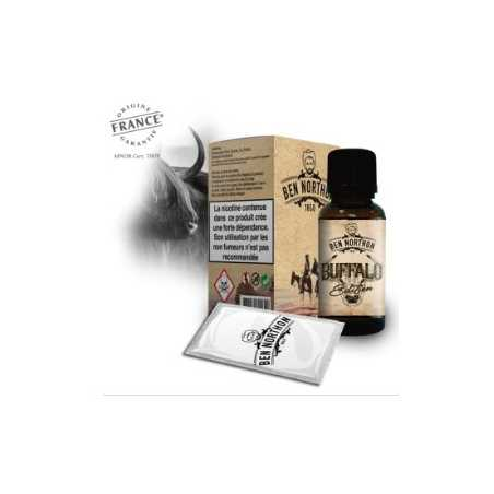 Buffalo Edition by Ben Northon 10ml - Premium Tabak Liquids