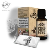 Road Five by Ben Northon 10ml - Premium Tabak Liquids