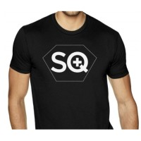 Tshirt: SQ - Vape the squape -