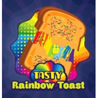 10 ml Rainbow Toast Tasty - Big Mouth