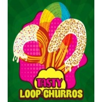 10 ml Loop Churros Tasty - Big Mouth Aroma