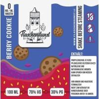 100 ml Berry Cookie von Flaschendunst