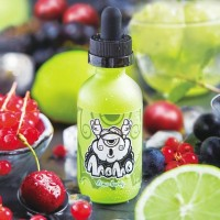Momo Lime Berry 0mg 50ml Shortfill