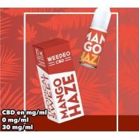 10 ml Mango Haze CBD von Liquideo 30mg