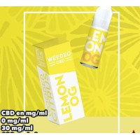 10 ml Lemon OG CBD von Liquideo 30mg