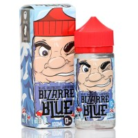 80ml ICE Blue Raspberry Gummies von Bizarre Blue EFX