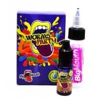 10 ml Worms Party - Big Mouth Aroma