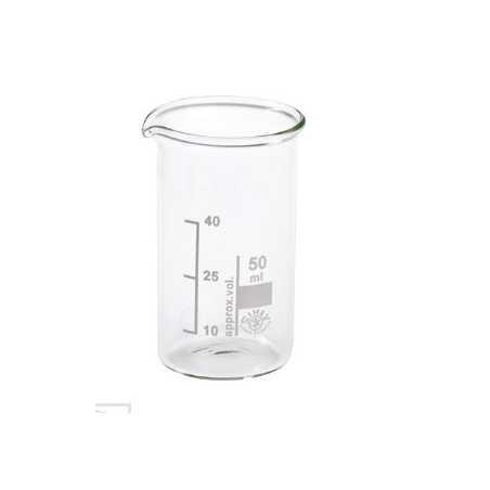 Becherglas aus Brosilicatglas 50 ML