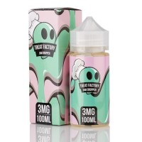 50 ml Treat Factory Jaw Dropper 0mg Shortfill