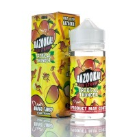 Bazooka Tropical Thunder - Mango Tango 0mg 100ml Shortfill