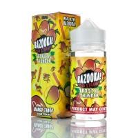 Bazooka Tropical Thunder - Mango Tango 0mg 100ml Shortfill