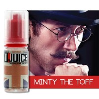 Aroma - Minty the Toff 10ml von T-Juice GB