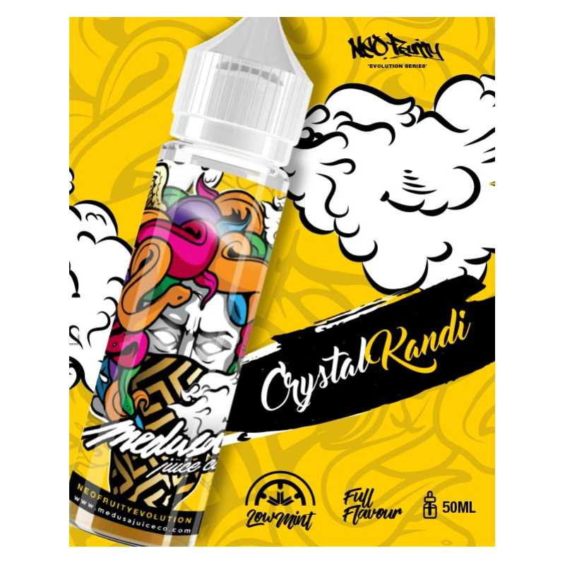 50 ml Crystal Candy [Medusa]