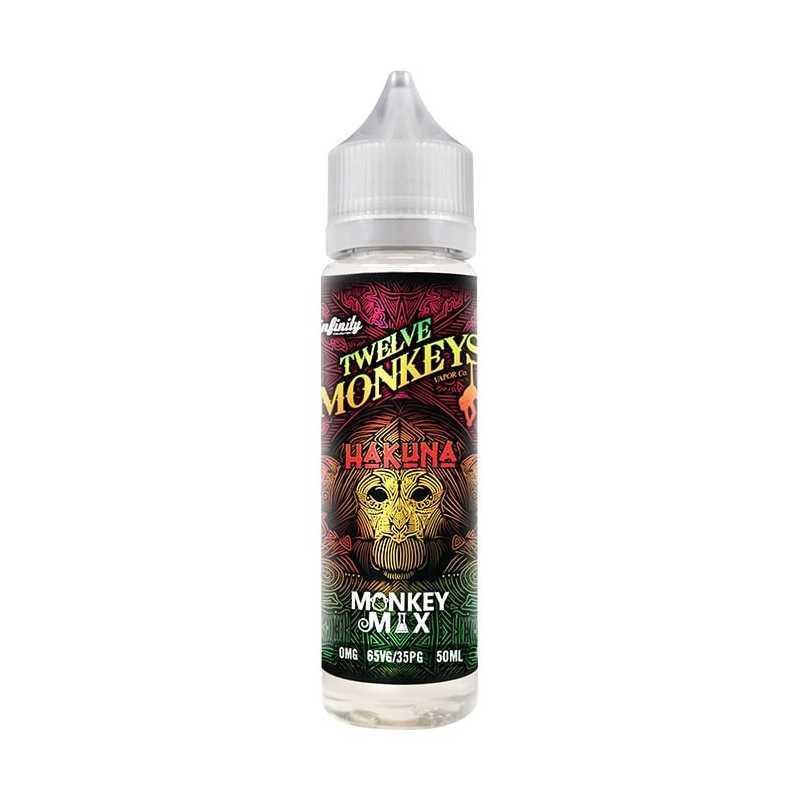 50 ml Hakuna von Twelve Monkeys