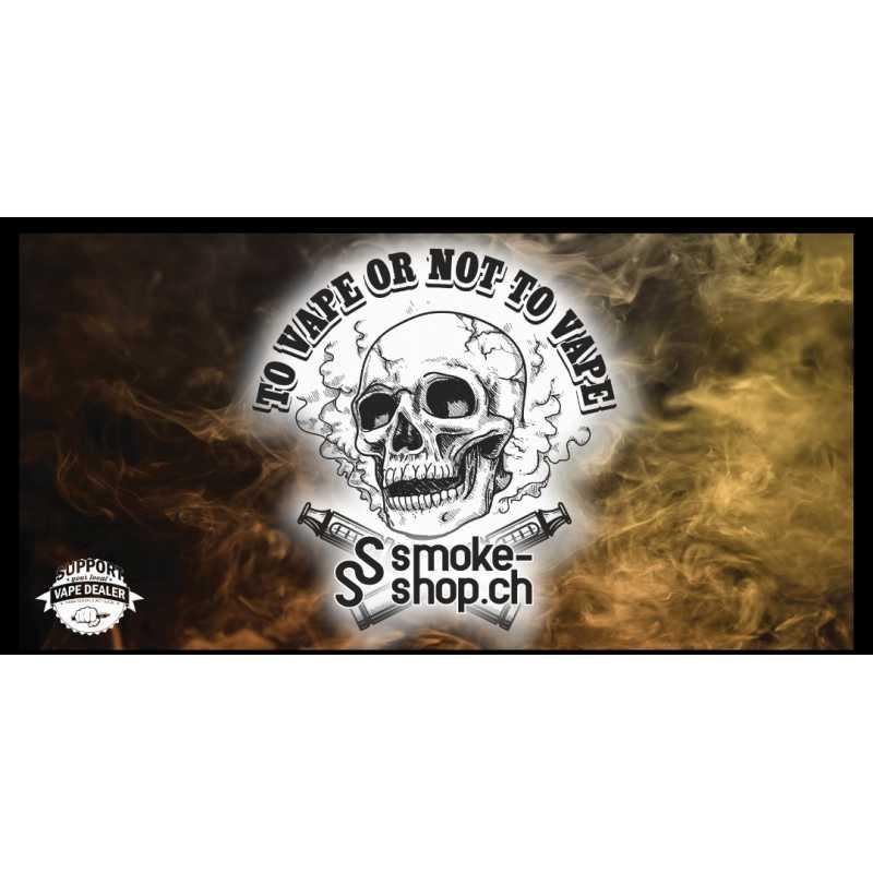 Wickelmatte / Mausmatte Smoke-Shop 30x60x0.3 cm