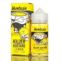 50/ 100 ml Killer Kustard Lemon by Killer Kustard by Vapetasia