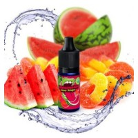 10 ml Watermelon Sour Rings - Big Mouth Aroma