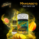3x 10ml Mangabees -Twelve Monkeys 70 VG TPD2