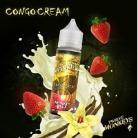 Congo Cream 50ML -Twelve Monkeys 70 VG