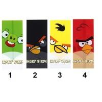 Schrumpfschlauch 18650 Angry Birds, (vers. Motive)