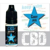 10 ml Candy Jack CBD von Vap'fusion vers. Stärken