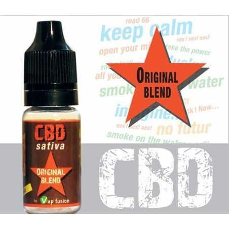 10 ml Original Blend CBD 300mg von Vap'fusion