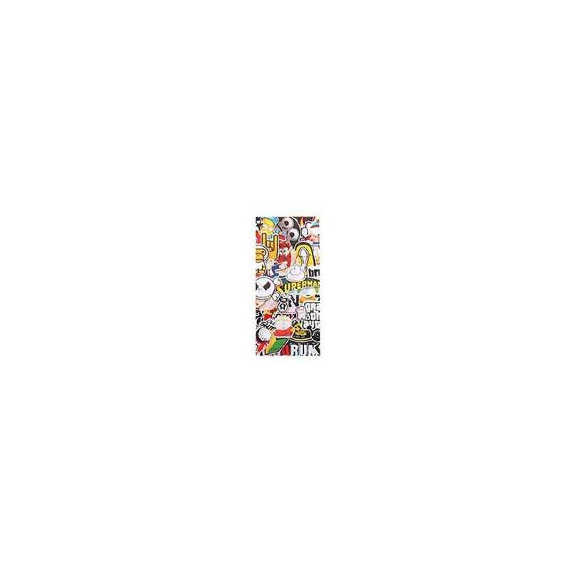 Schrumpfschlauch Cartoon 18650/20700 / 21700 Batterien