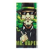 Schrumpfschlauch Mr. Vape 18650/20700/21700 Batterien