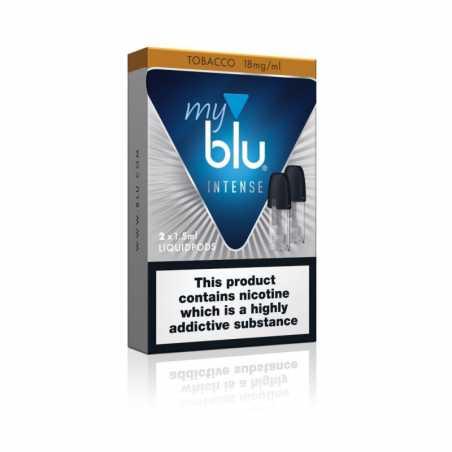 VON ERL / Myblu (Nic Salz) Tabak (2er Pack) 18 mg Pods