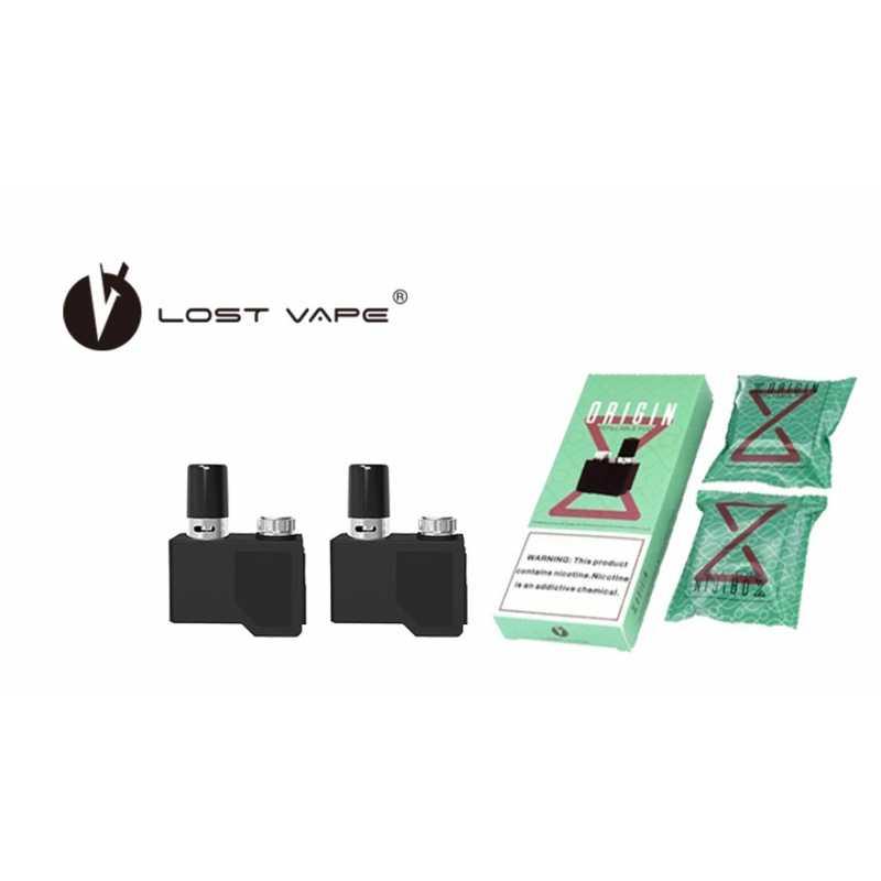 Lost Vape Origin Pods (2er Pack) 2ml vers. Ohm