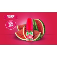 25 ml Dinner Lady Tuck Shop Watermelon Slices -shortfill-