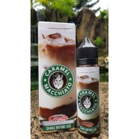 50 ml Caramel - Macchiato von Flamingo (Mix & Vape)