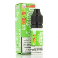10 ml Dinner Lady - Apple Pie TPD2 3 oder 6mg Nikotin