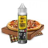 Pizza E-Liquid 50ml 0mg - Vaping Truck