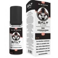 10 ml Roter Kommandant SALT E-Vapor - Eliquid mit Nikotinsalz