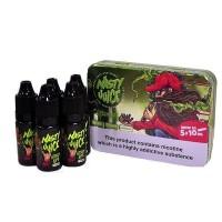 5x10 ml Green Ape von Nasty Juice 3mg/6mg Nikotin