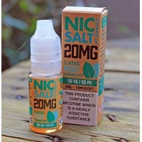 Nic Salt - Classic Mint 20mg 10ml - Nikotinsalz-