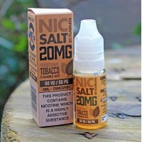 Nic Salt - Traditional Tobacco 20mg 10ml - Nikotinsalz-
