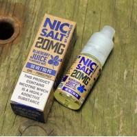 Nic Salt - Blaubeere 20mg 10ml - Nikotinsalz-