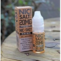 Nic Salt - Booster 20mg 70/30  - Nikotinsalz -