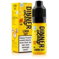10 ml Dinner Lady - Lemon Tart - TPD2 mit 3, 6 oder 12mg Nikotin