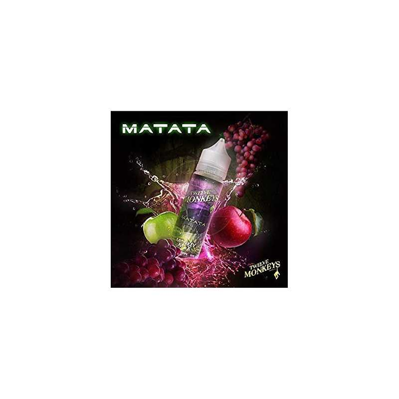 50 ml Matata von Twelve Monkeys