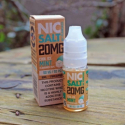 10 ml Nic Salt - Cool ICE Mint 20mg - Nikotinsalz-